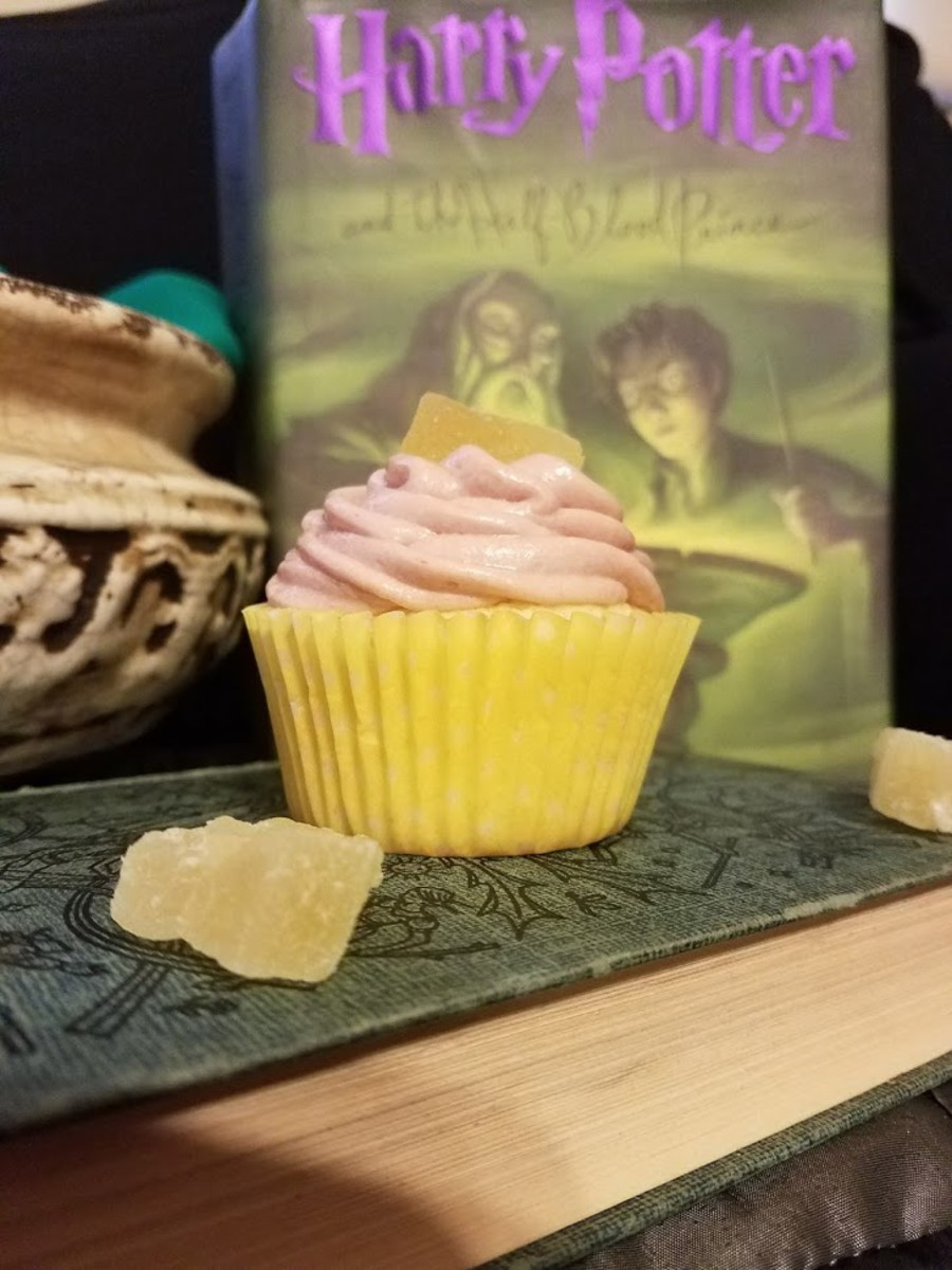 Harry Potter and the Half-Blood Prince Book Discusssion and Recipe