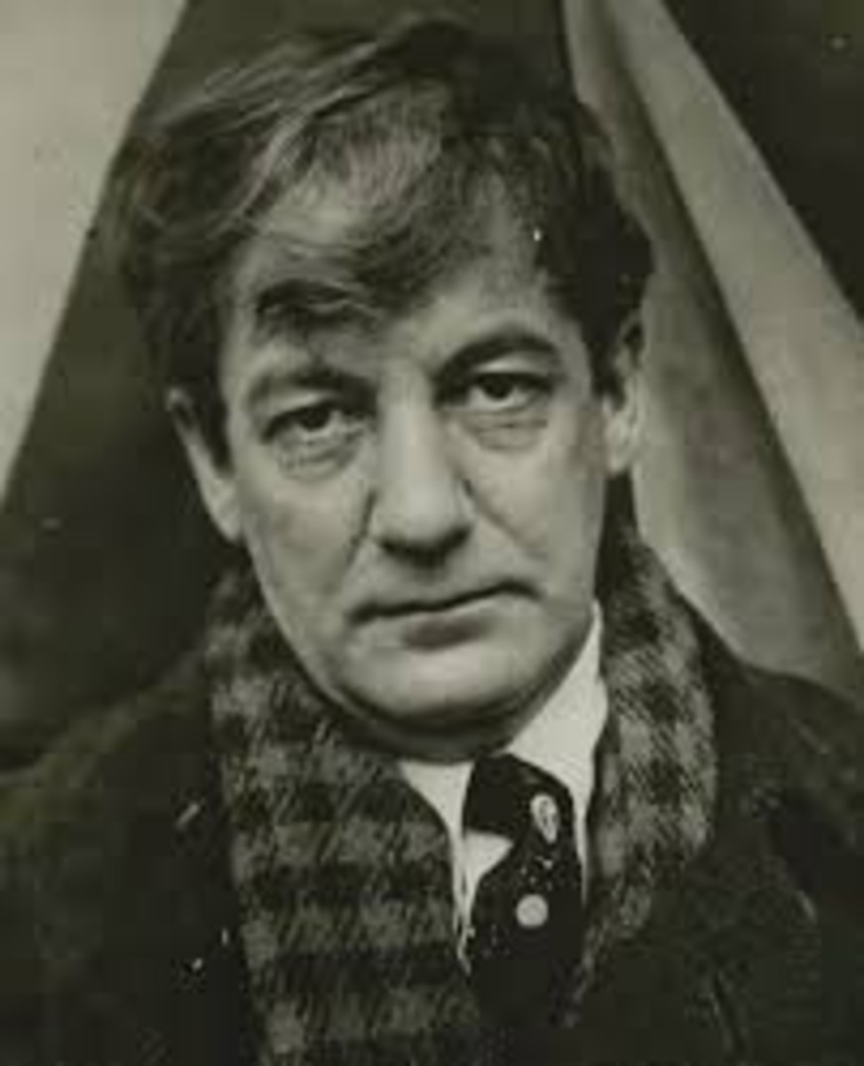 character analysis of wing biddlebaum in hands by sherwood anderson Faulkner closely modeled his main character after anderson  the  characterization is,  proud of the hands of wing biddlebaum in the same spirit  in.