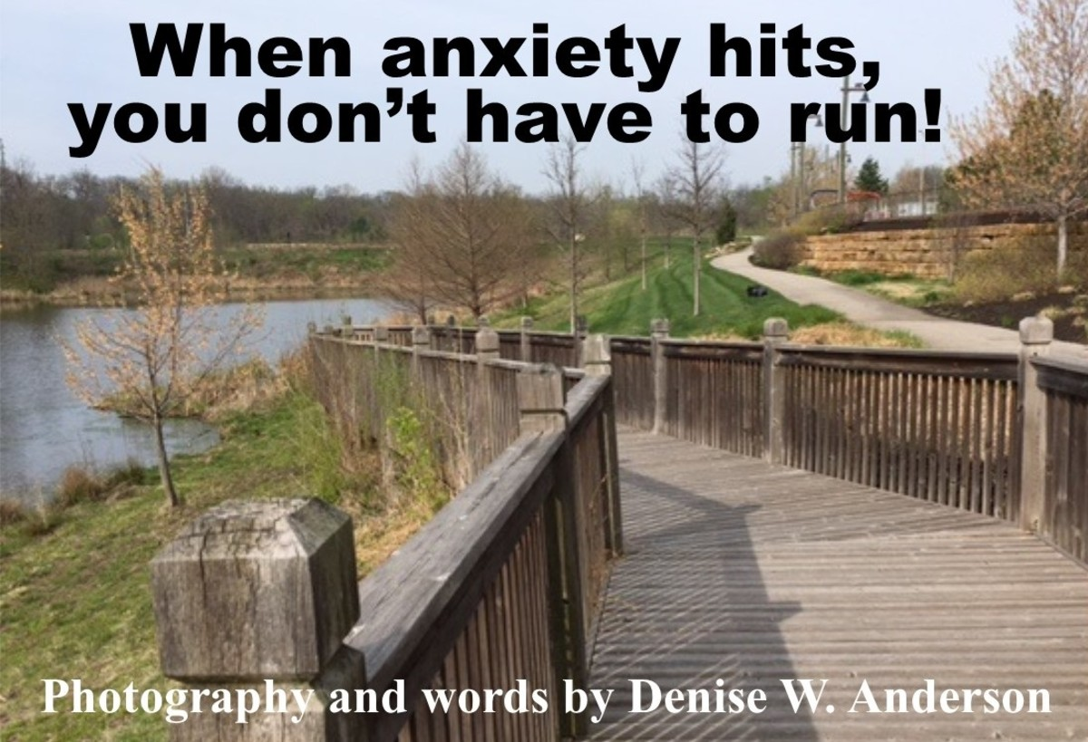 What Works for Me: Stop a Panic Attack With Three Simple Steps