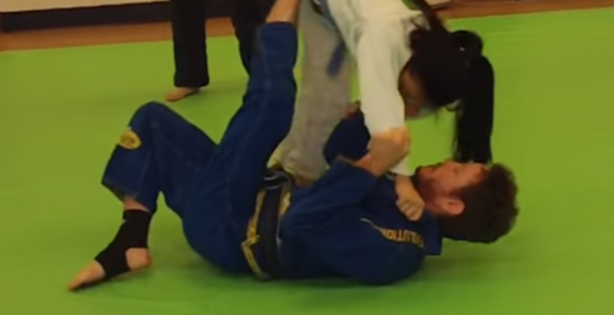 Sacrifice Throws for BJJ