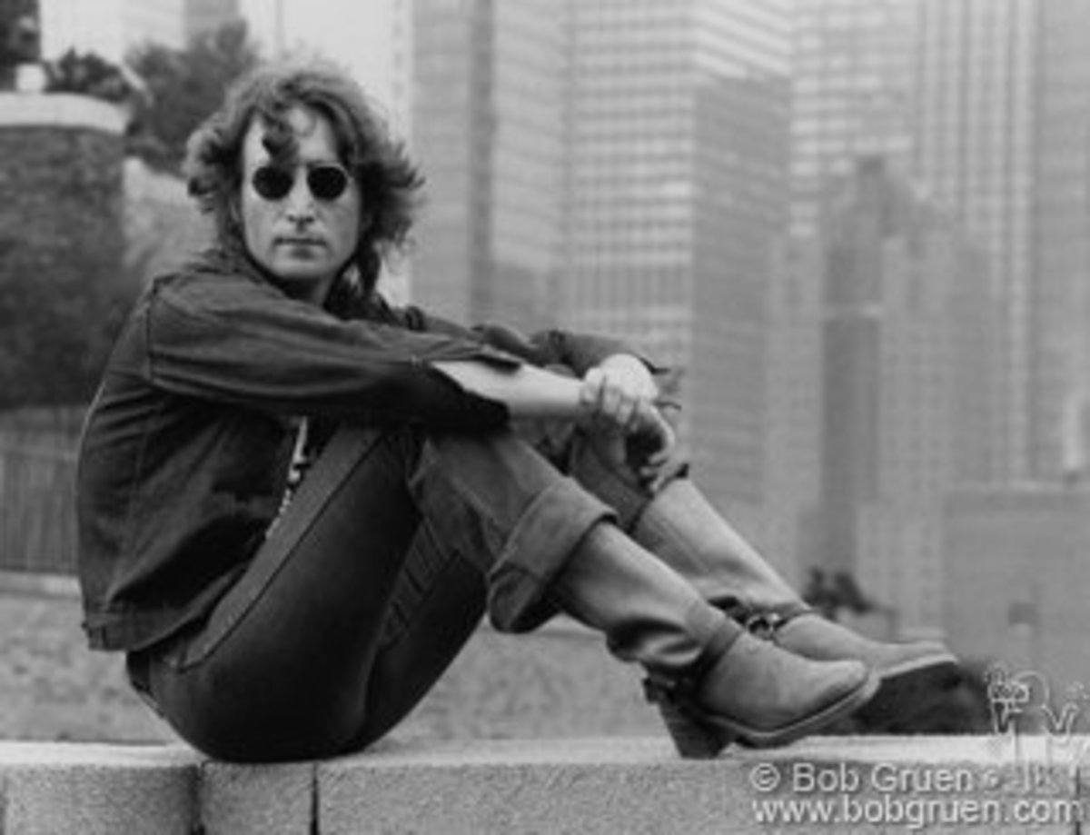 John Lennon and 10 of his Best Solo Songs