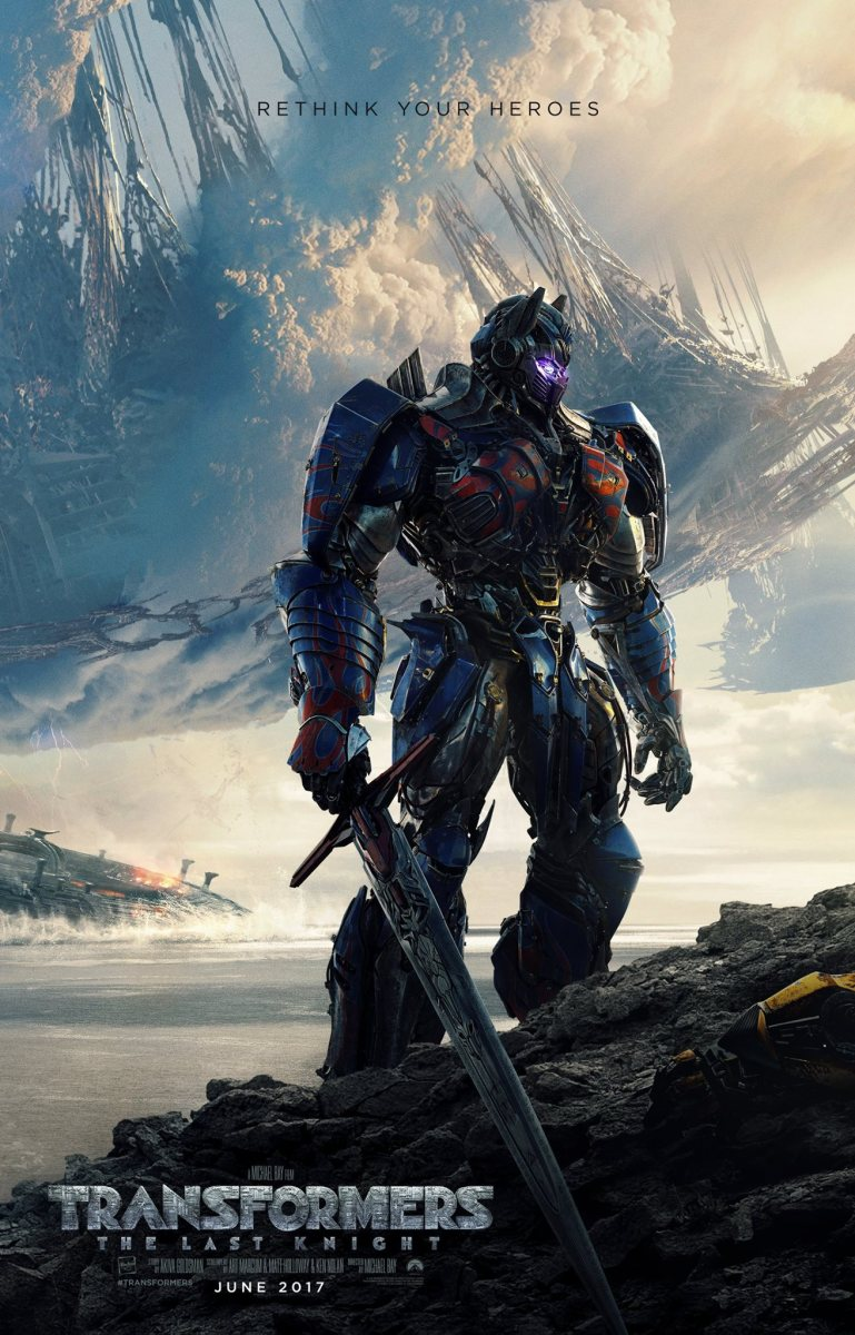 Transformers - The Last Knight: Movie Review