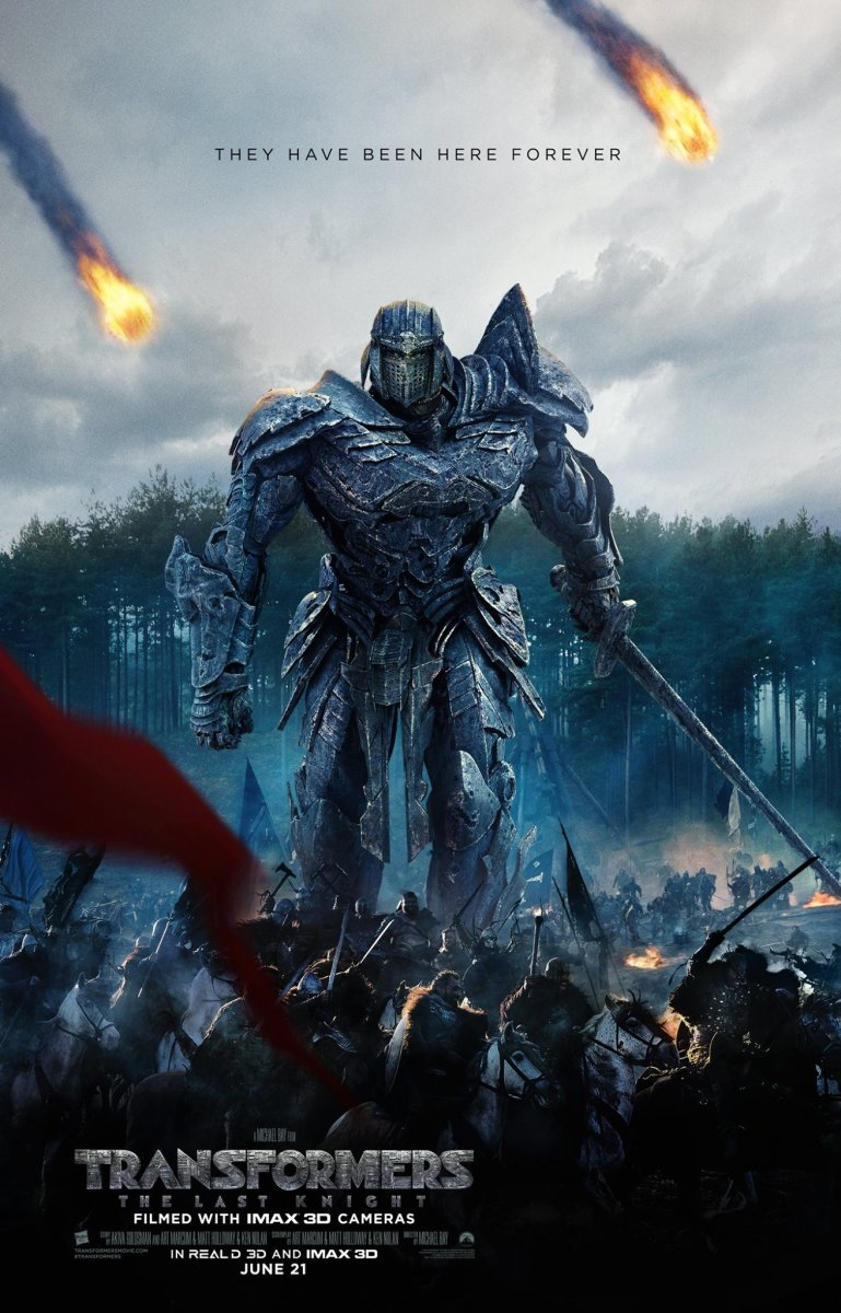 """Transformers: The Last Knight"" Non-Spoiler Review"