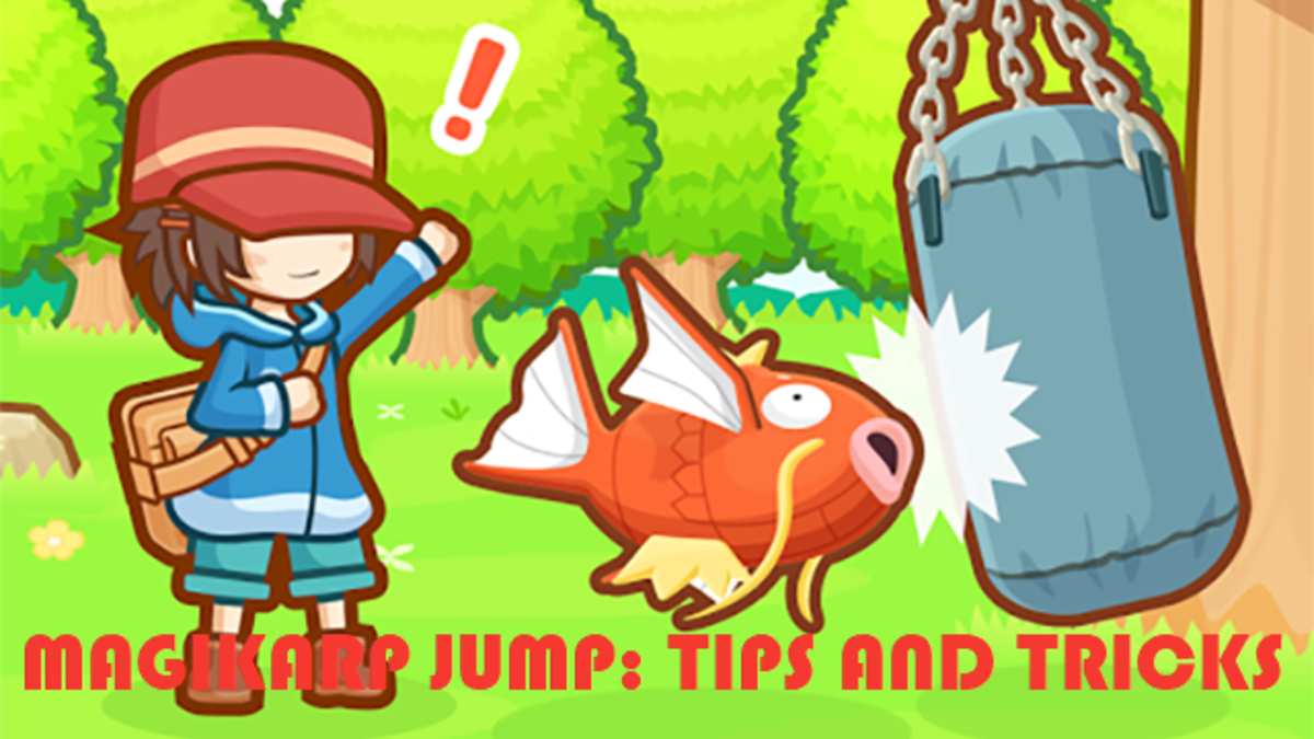 Magikarp Jump Tips and Tricks