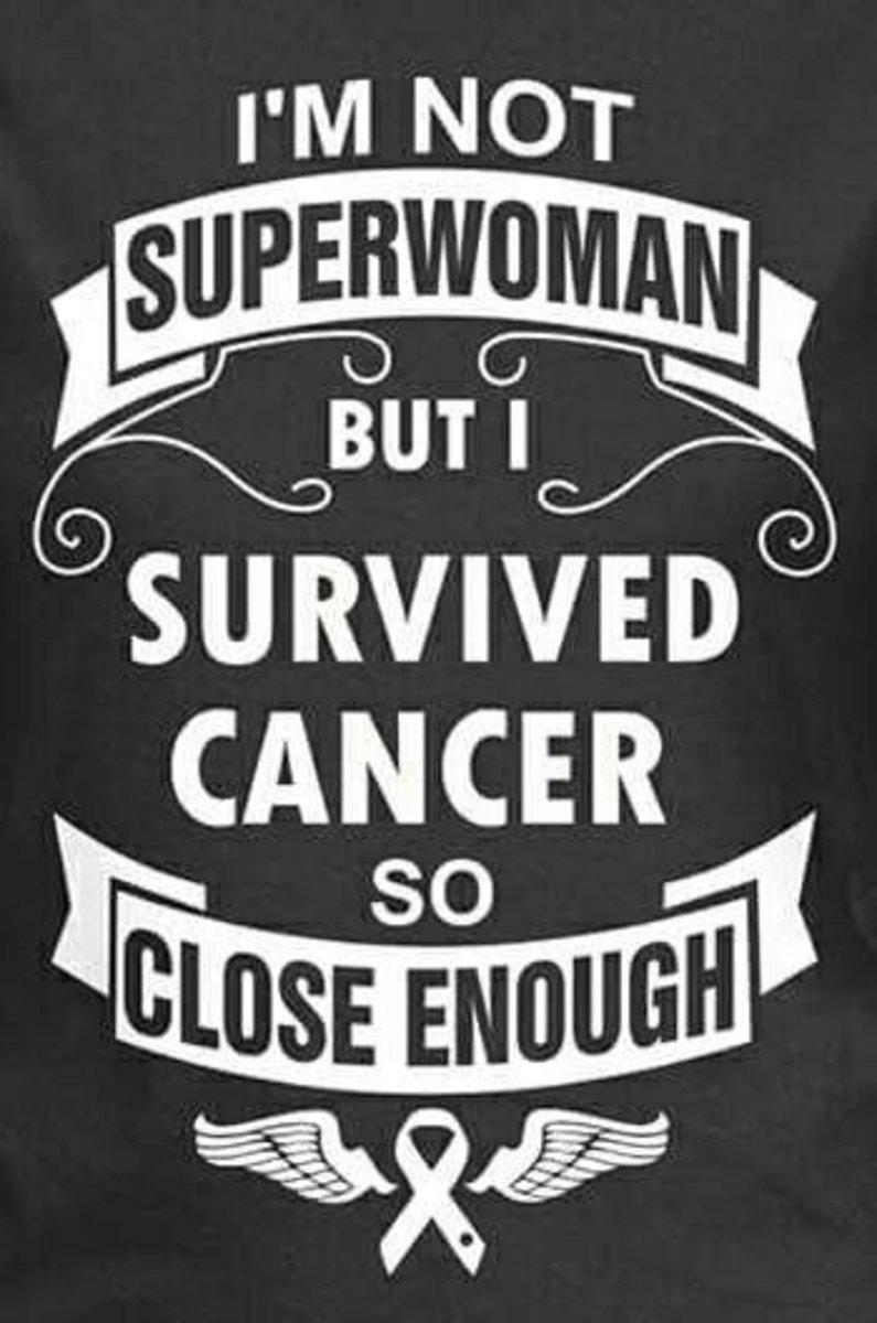 Looks Like I Made It - My Breast Cancer Adventure
