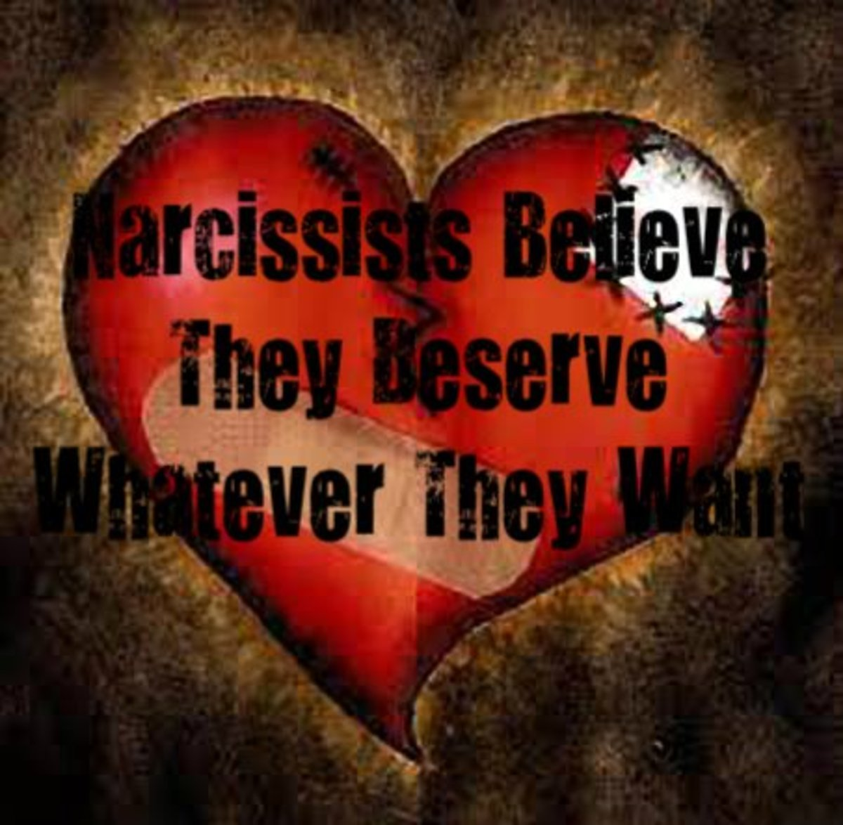 Why Narcissists Believe They Deserve Everything They Want
