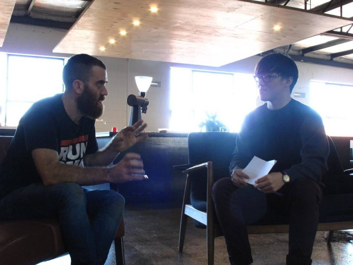 Interviewing Nolan Hirte, the Founder of Proud Mary Coffee Roaster