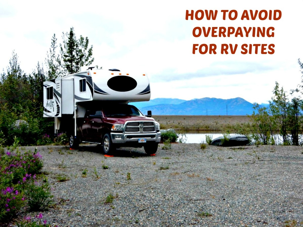 How to Avoid Overpaying for RV Sites