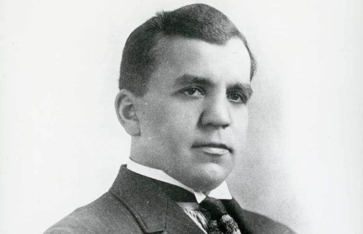 Moishe Two-Gun Cohen.