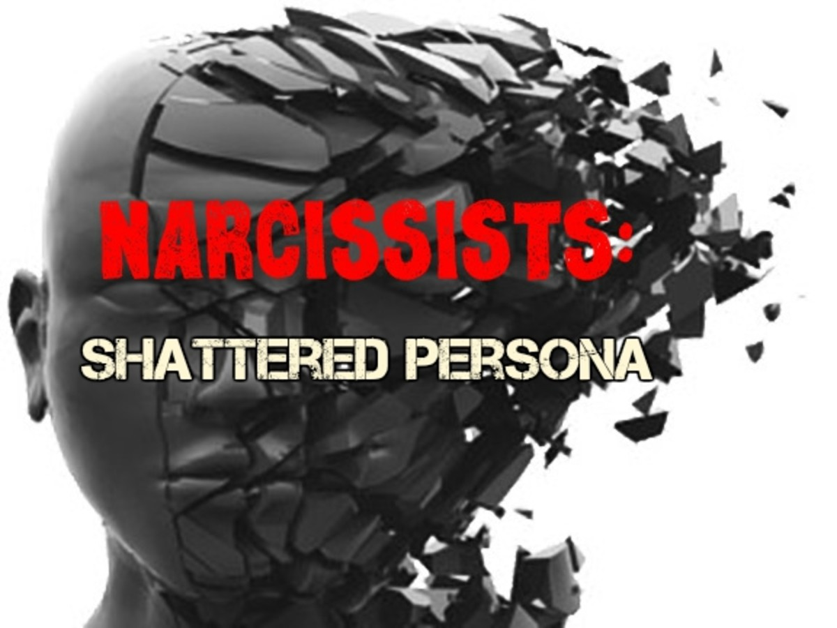 Narcissists Cannot Heal or Get Better