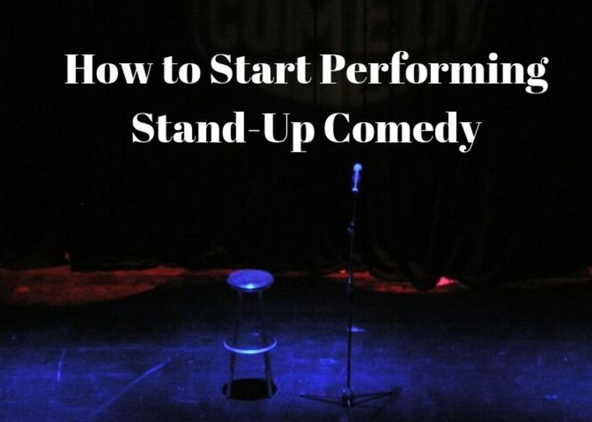 How to Start Performing Stand-Up Comedy