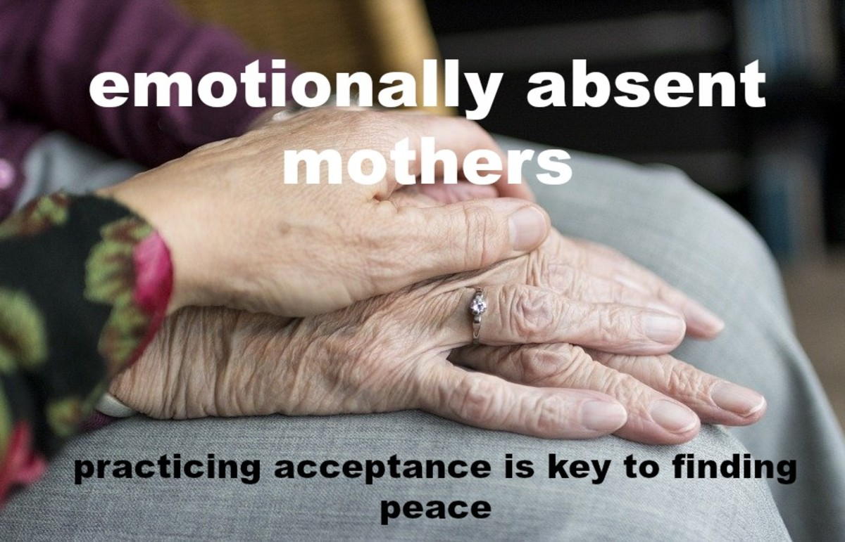 5 Reasons You Can't Connect With an Emotionally Absent Mother