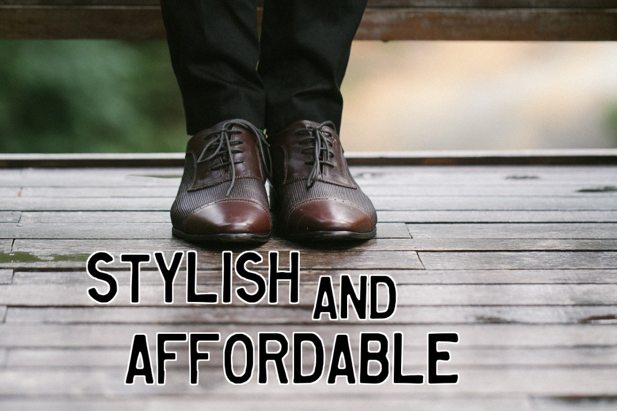 85dd2d39f0b The Top Ten Affordable Shoes for Men -- a Quick and Easy Guide