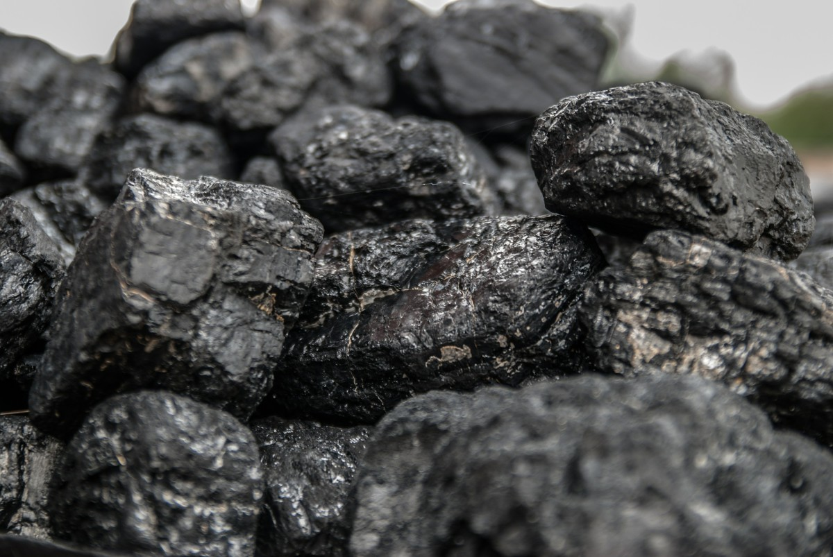 Look beyond the coal.