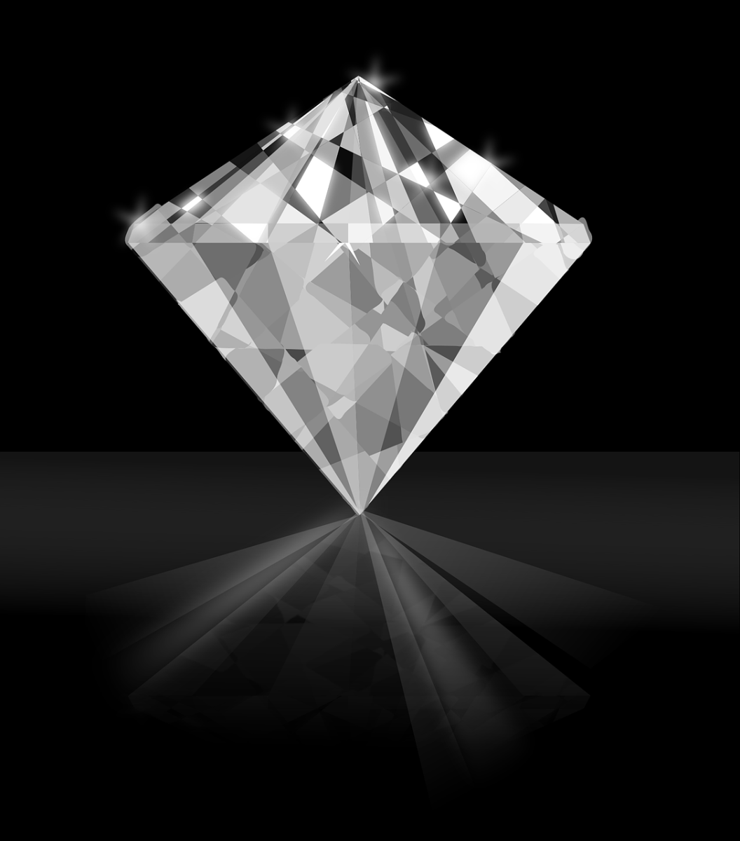 Diamonds are waiting to be discovered!