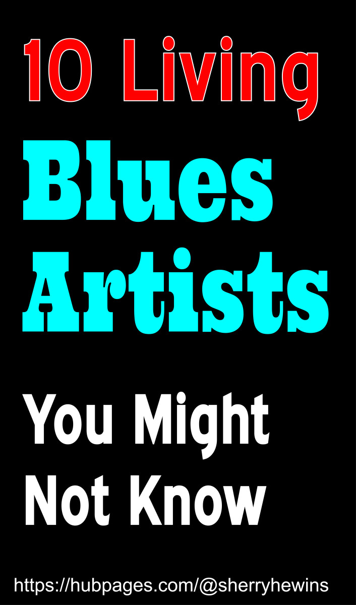 9 Living Blues Artists You Might Not Know