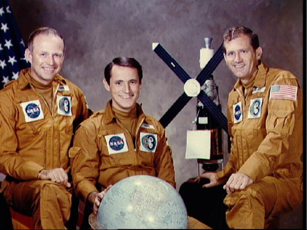 Mutiny Aboard Skylab 4—The Stress of Living in Space
