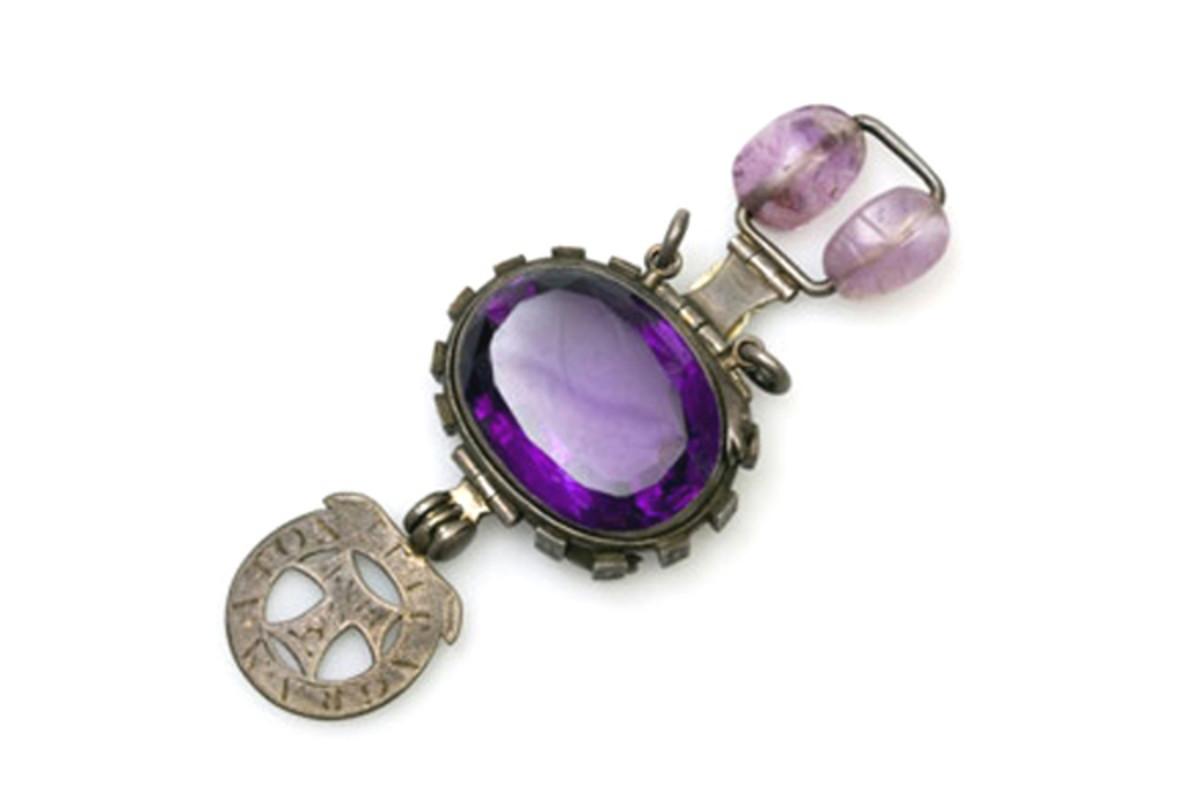 The Delhi Purple Sapphire