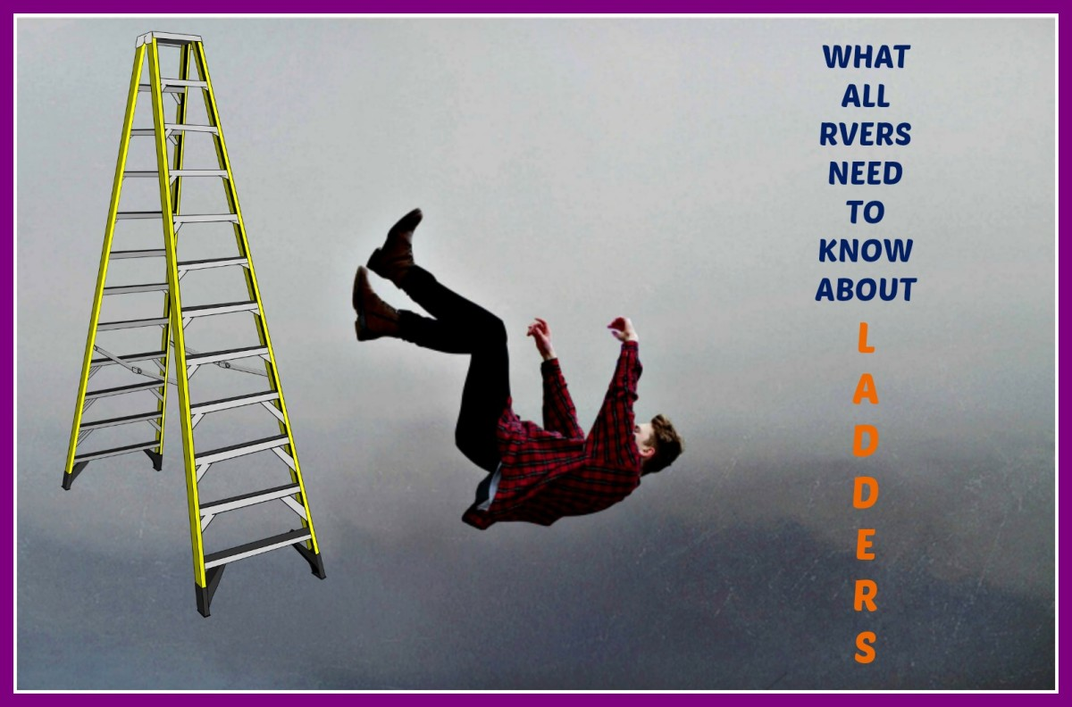 What You Need to Know About Ladders for RVs