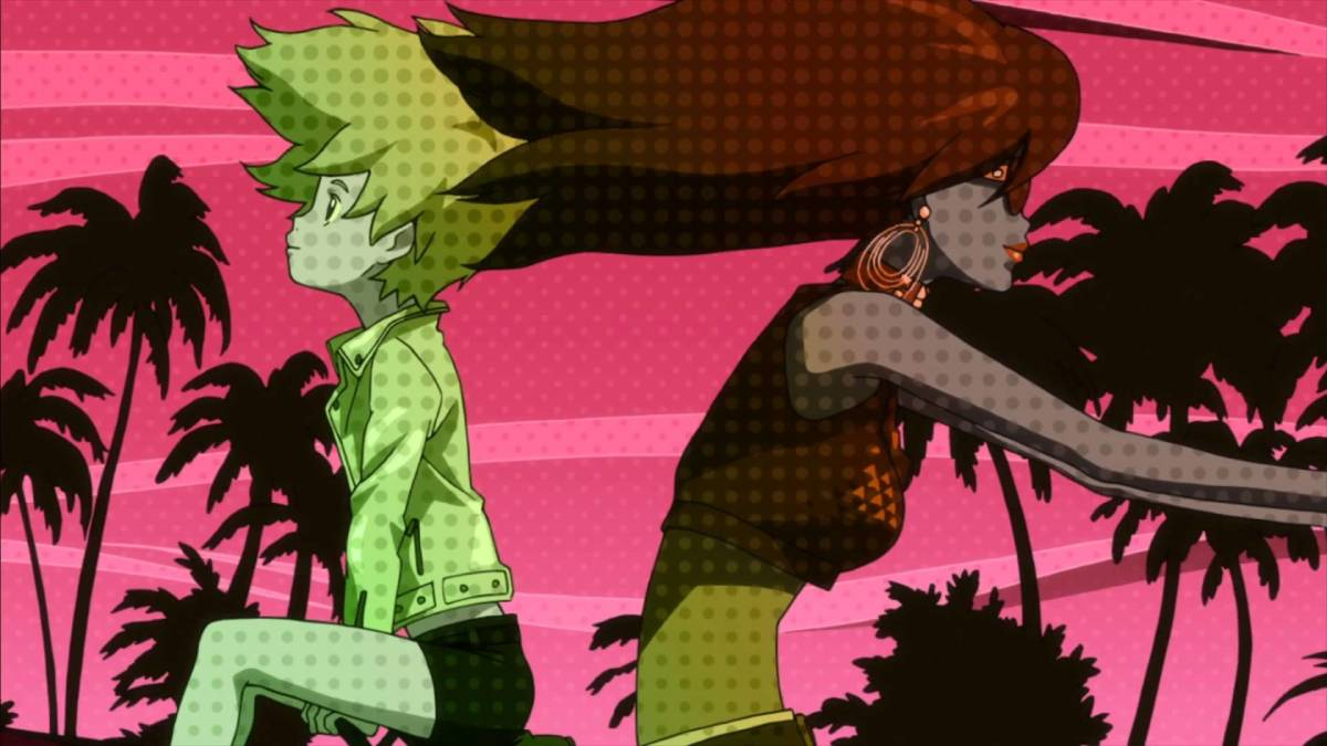 Anime Reviews: Michiko & Hatchin