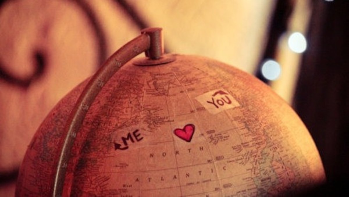 Long-Distance Relationships And Holidays