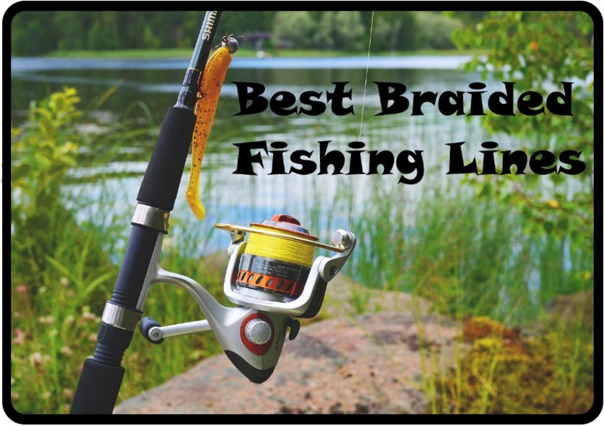 Best Braided Fishing Lines— 2017