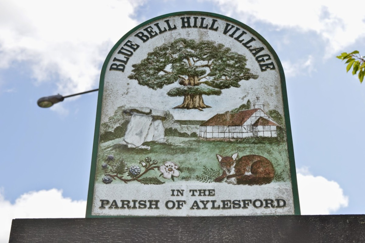 Haunted Kent: The Ghosts of Blue Bell Hill