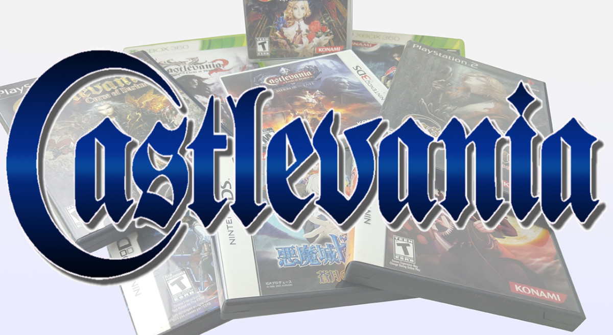 25 Things to Know about Konami's Castlevania Series