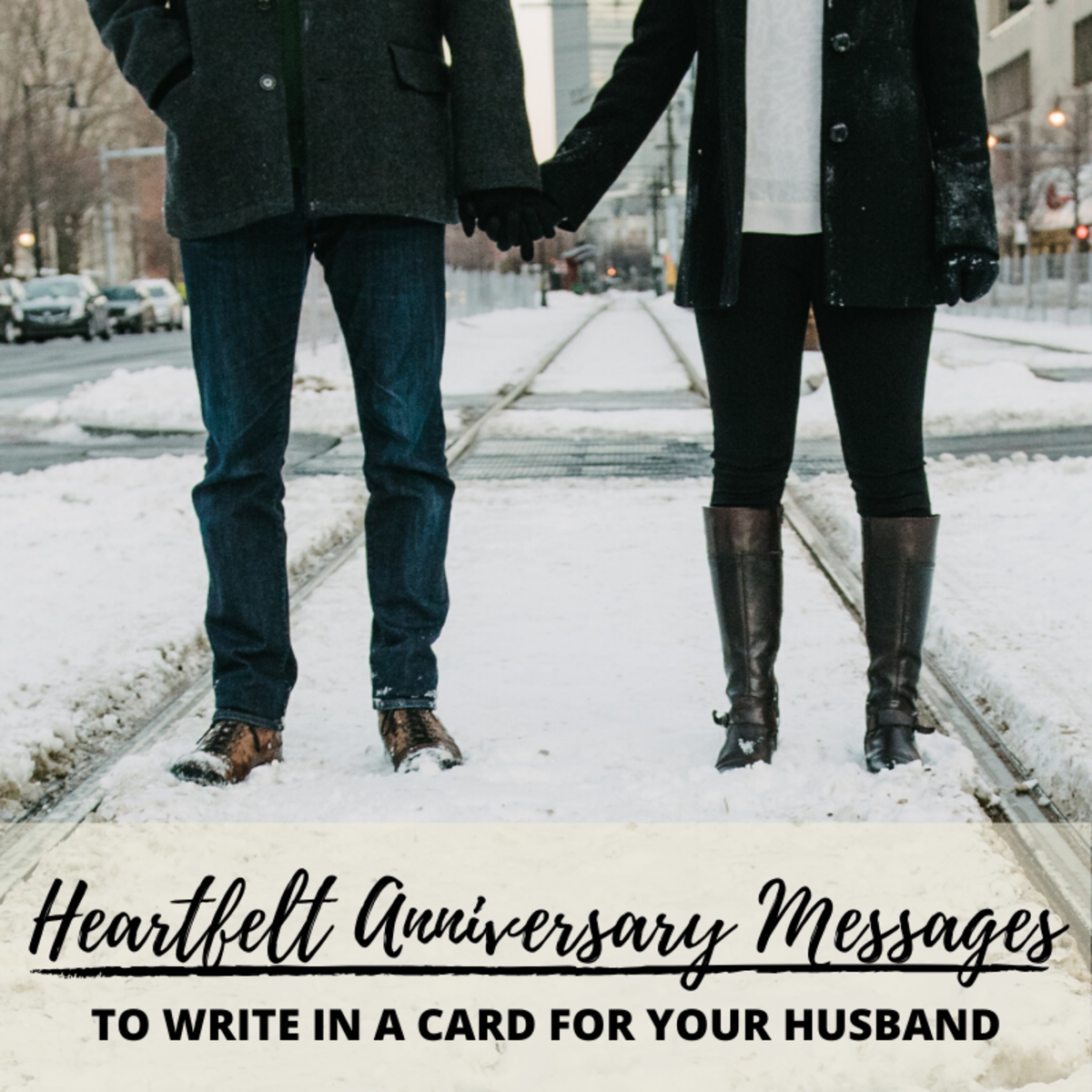 Want to write a romantic anniversary card for your husband? Check out the examples below for ideas and inspiration.
