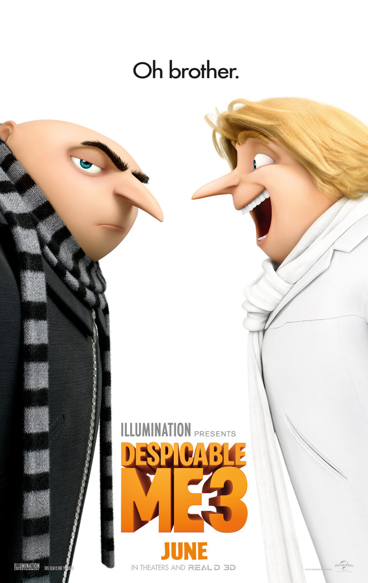 Despicable Me 3: Movie Review