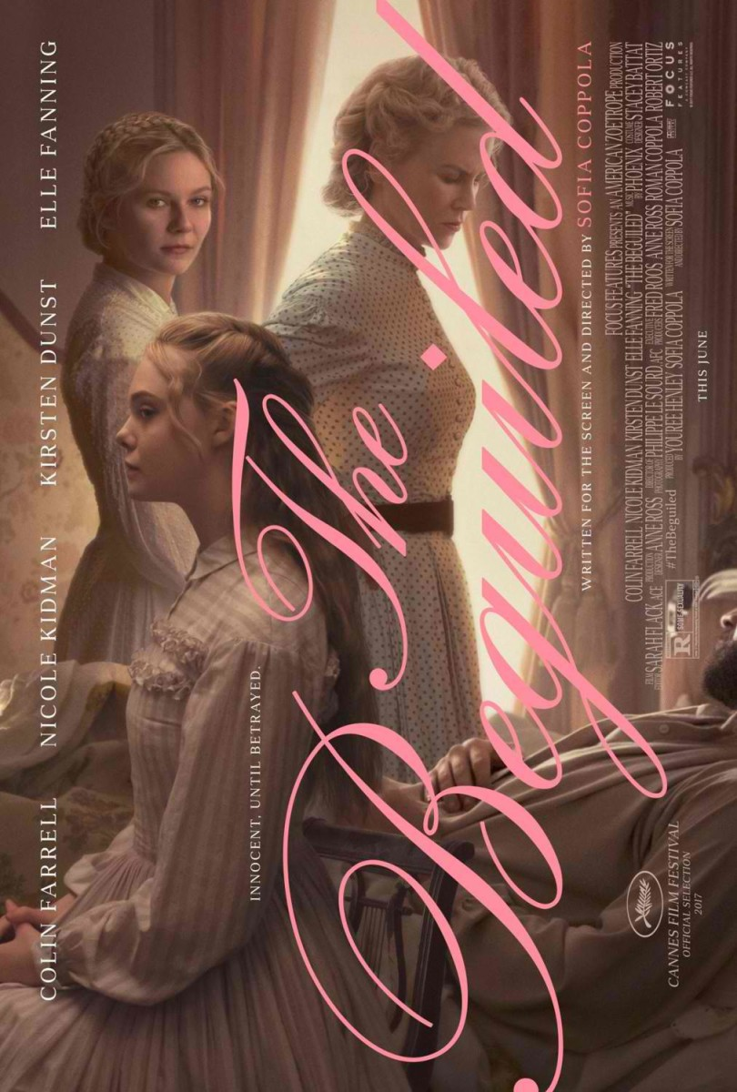 The Beguiled: Movie Review