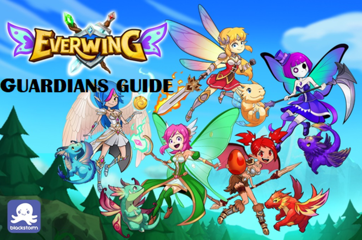 EverWing: Guardians Guide