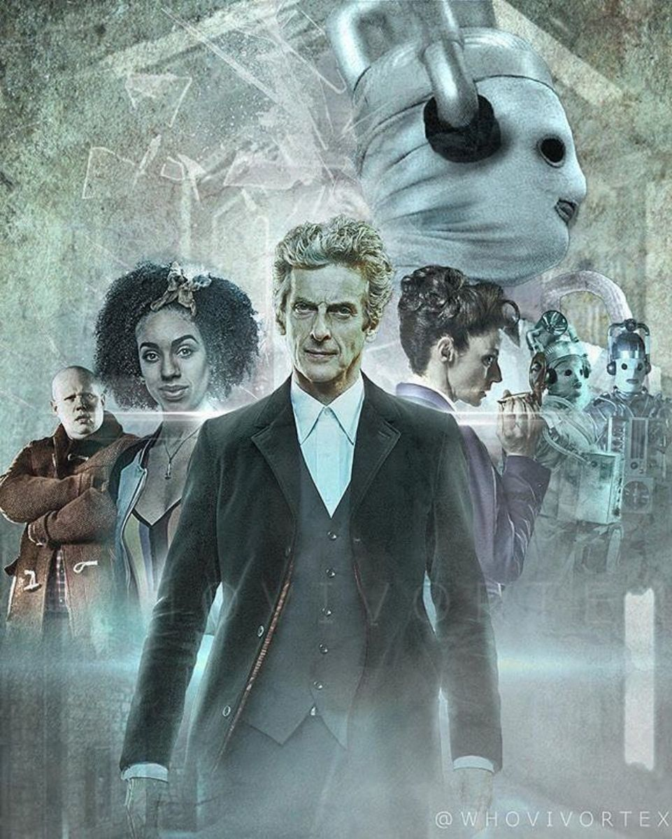 From Campy to Classy: A Review of the Doctor Who Series 10 Finale