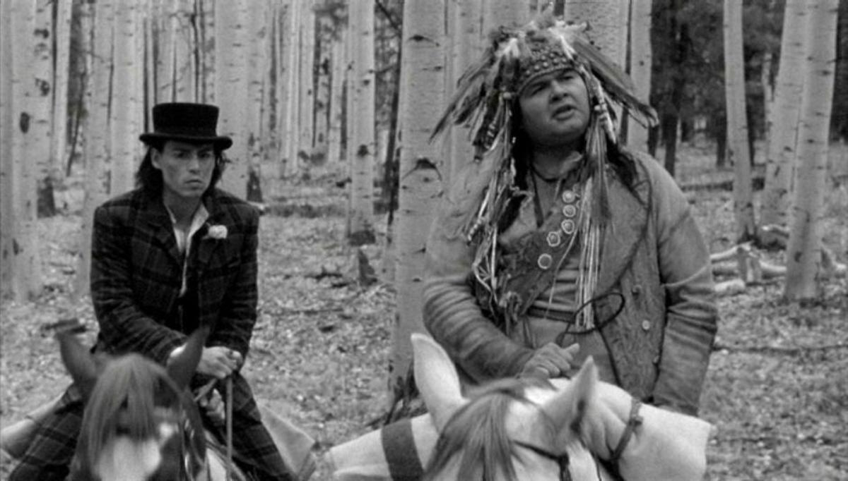 Jarmusch's Dead Man: Deconstructing the Myth of the Classic Western