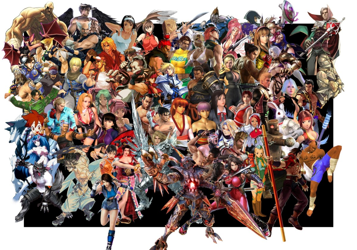 The Accessibility of Fighting Games and How I Feel It Should Be Handled