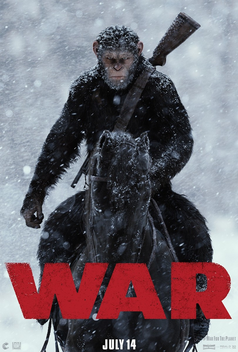 War for the Planet of the Apes: Movie Review