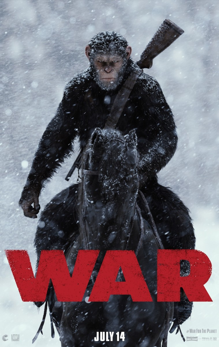 """War for the Planet of the Apes"": A Millennial's Movie Review"