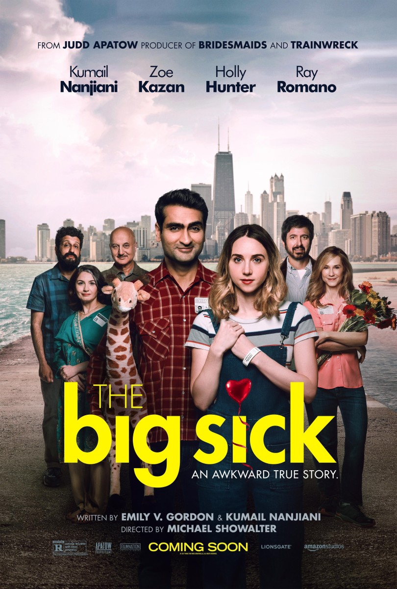 """""""The Big Sick'"""": A Millennial's Movie Review"""