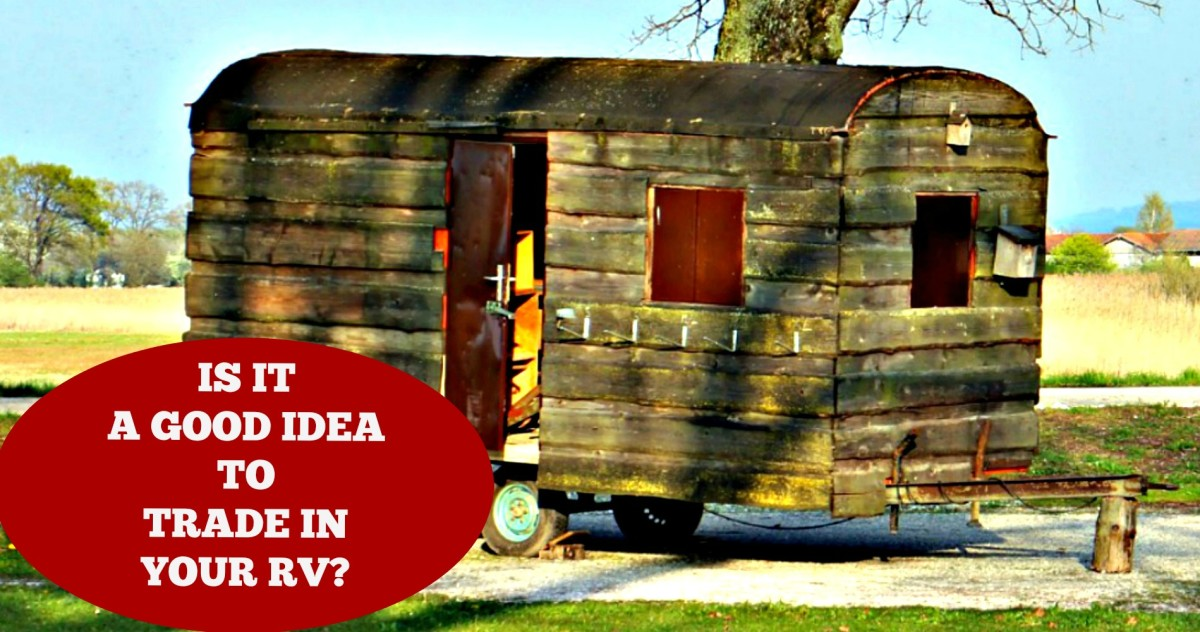 Is It a Good Idea for You to Trade in Your RV?