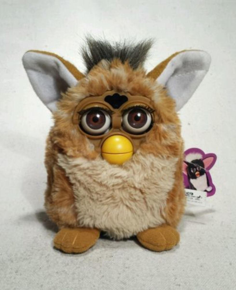 Death of a Furby: My First Brush With Evil