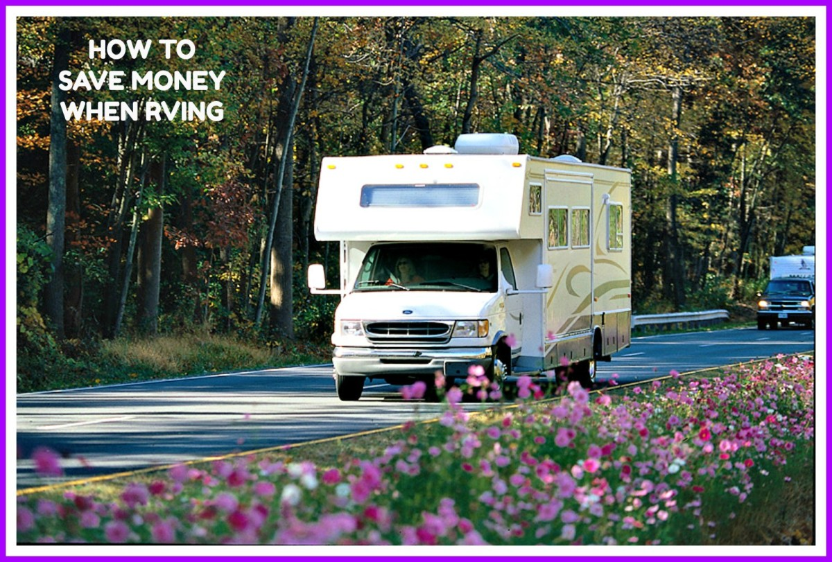 How to Save a Ton of  Money on Your RV Road Trips