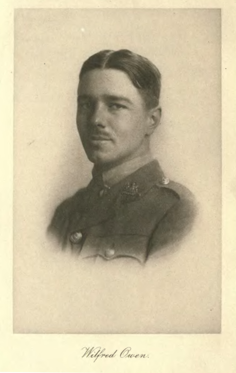 "Analysis of Poem ""Strange Meeting"" by Wilfred Owen"