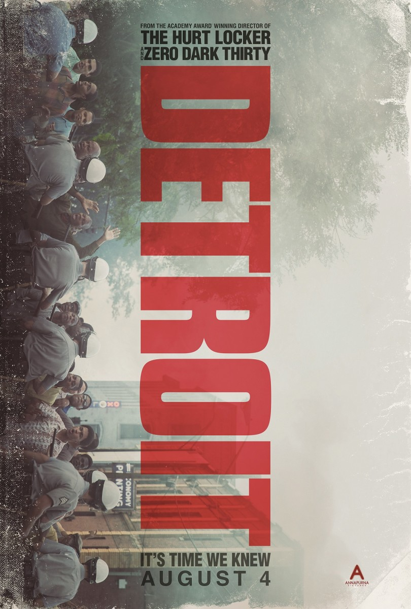 Detroit (2017) Review