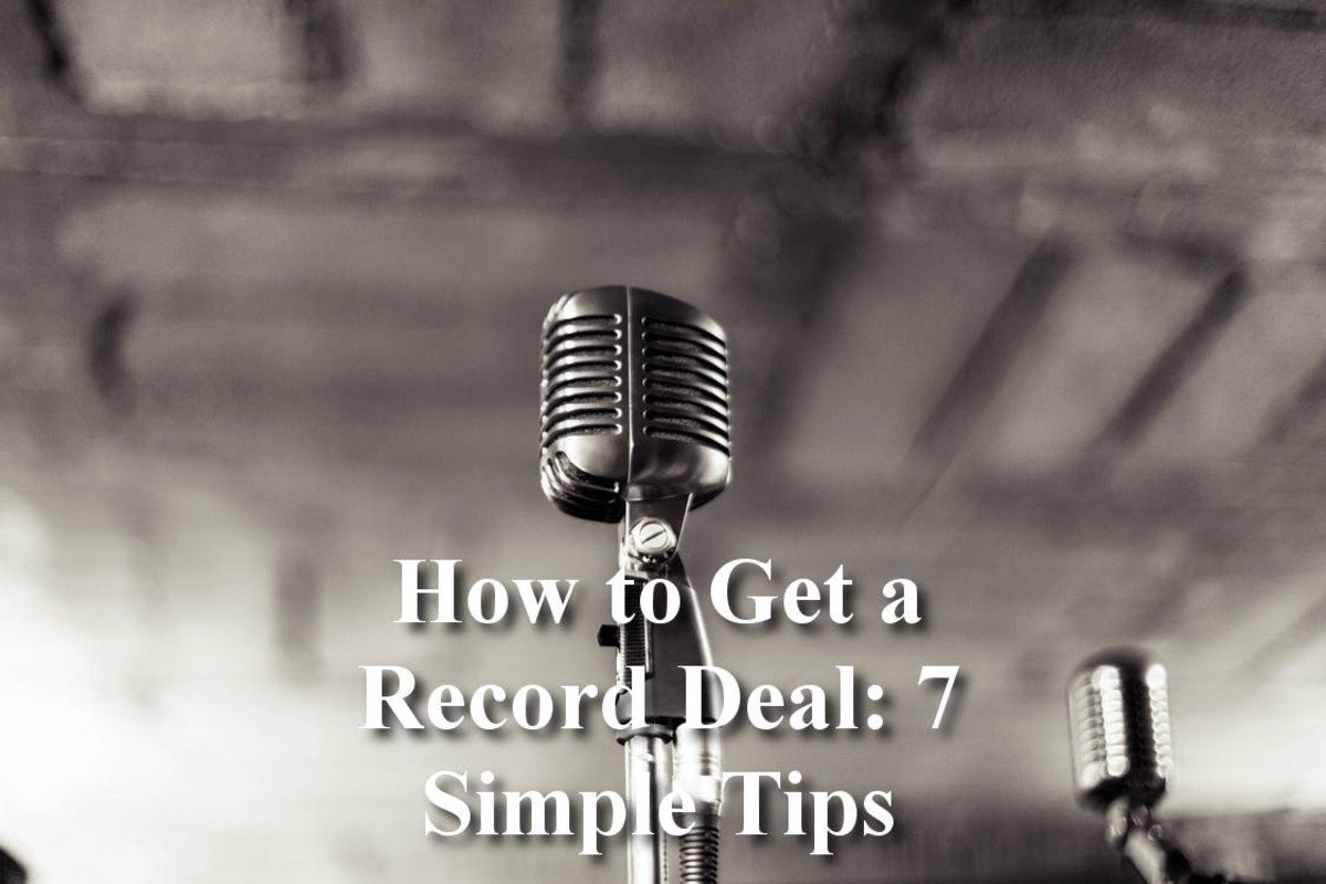 How to Get a Record Deal: 7 Simple Tips