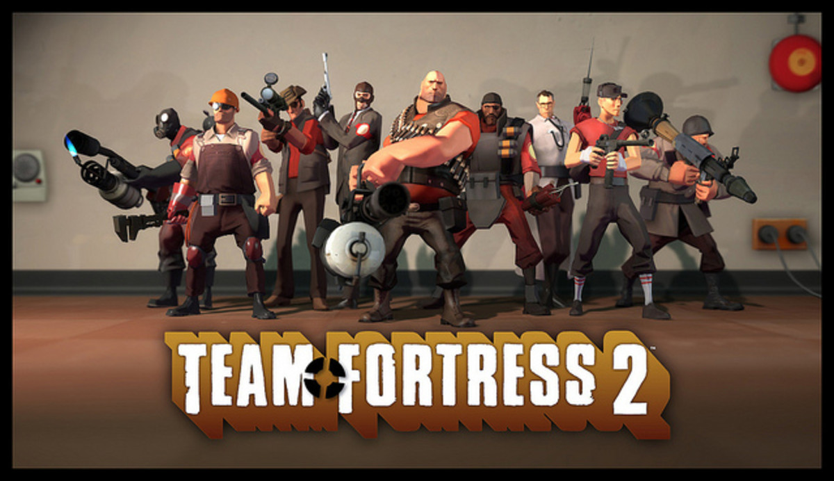 Team Fortress 2 for a Pacifist