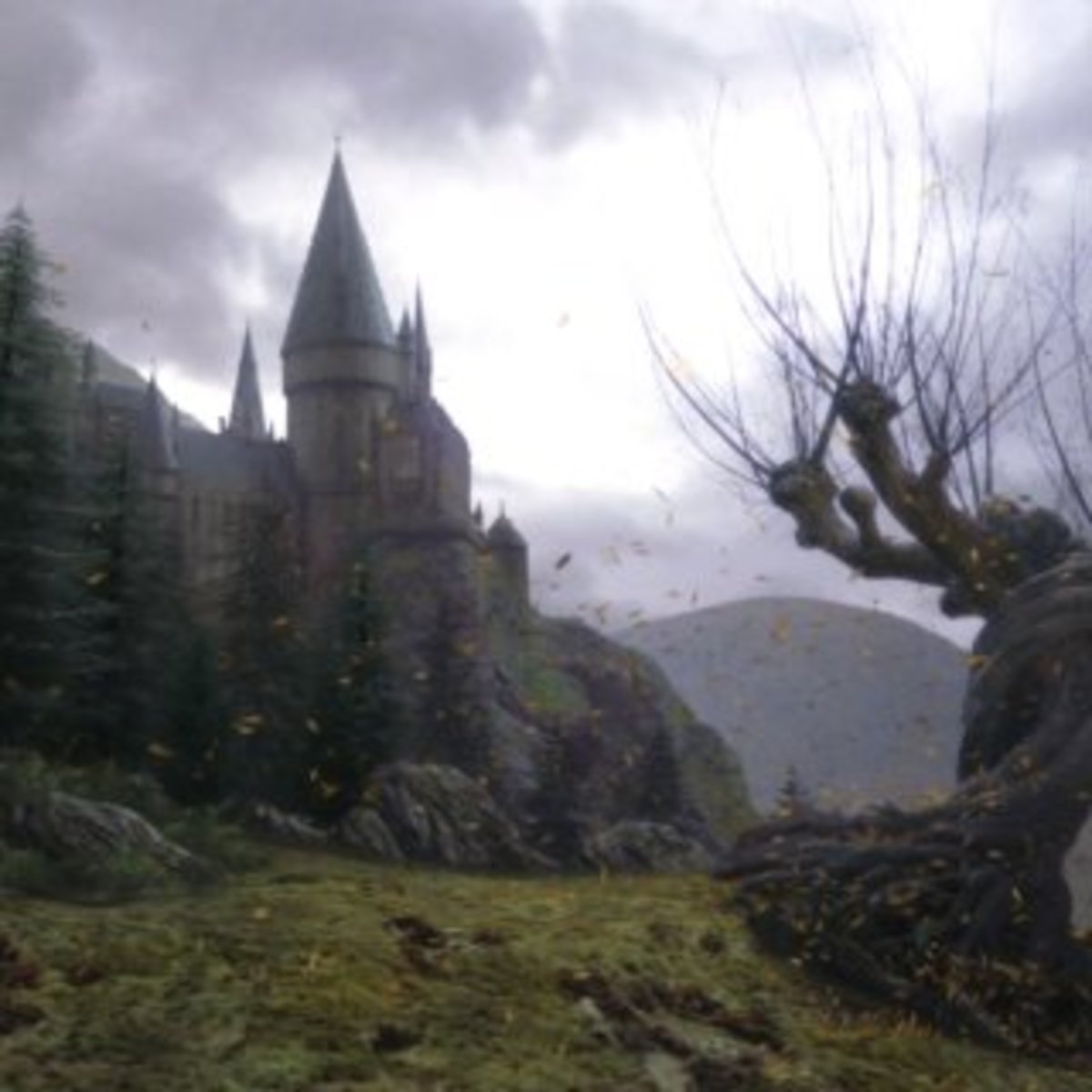 Teaching at Hogwarts School of Witchcraft and Wizardry
