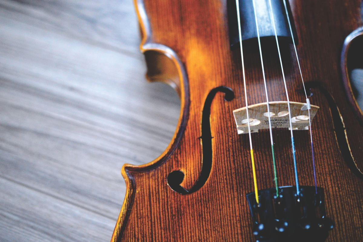Improve Your Violin Intonation