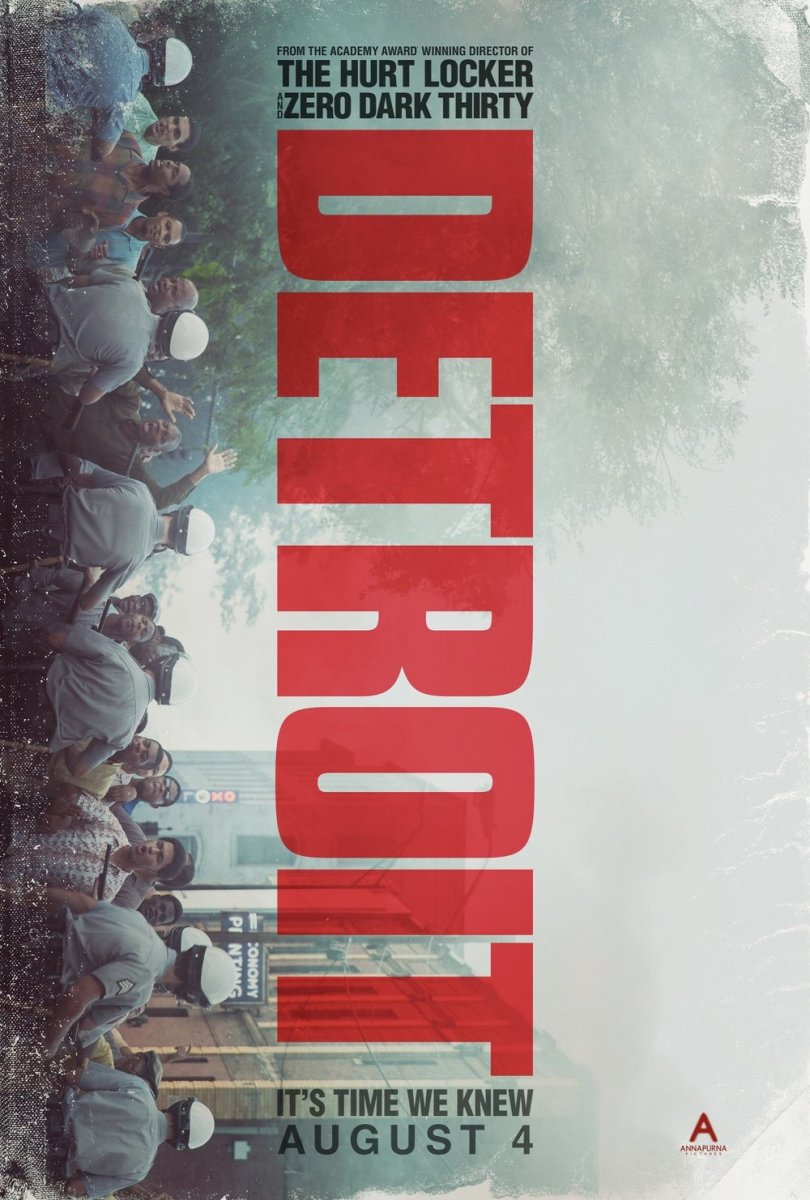 Detroit: Movie Review