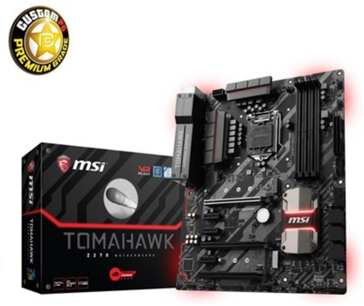 MSI Z270 Tomahawk Motherboard Review