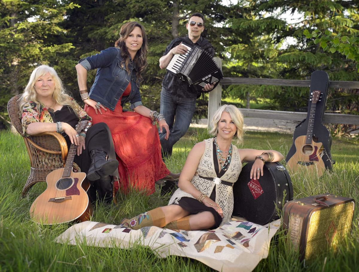 The Traveling Mabels -- Canadian Folk/Country Band Profile